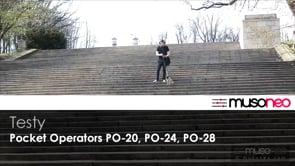 Pocket Operators PO-20, PO-24, PO-28