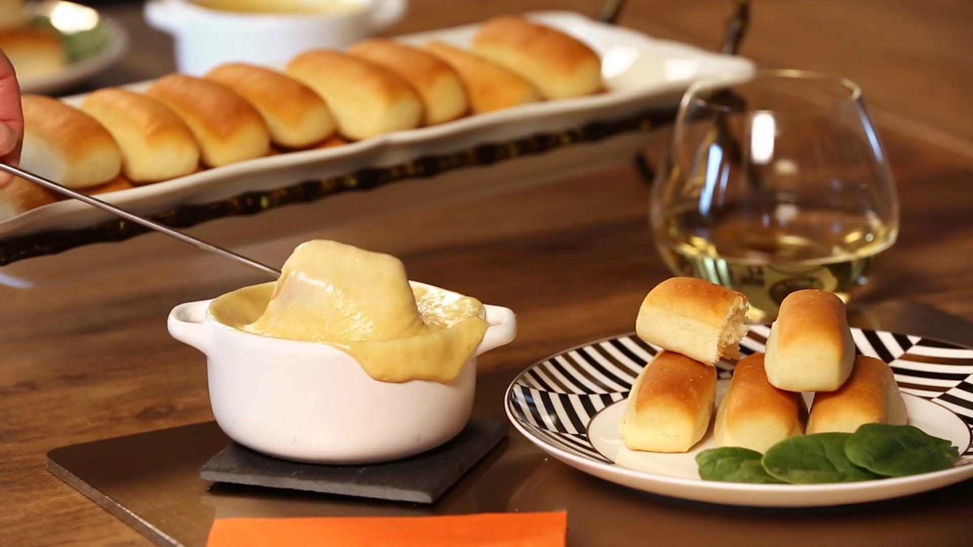 La Petite Bretonne - Mini fondue au fromage - Recette