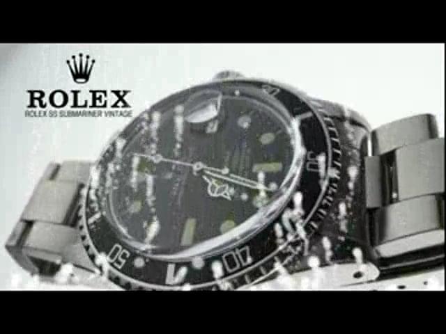 Retail digital signage Toronto and New York Rolex AD