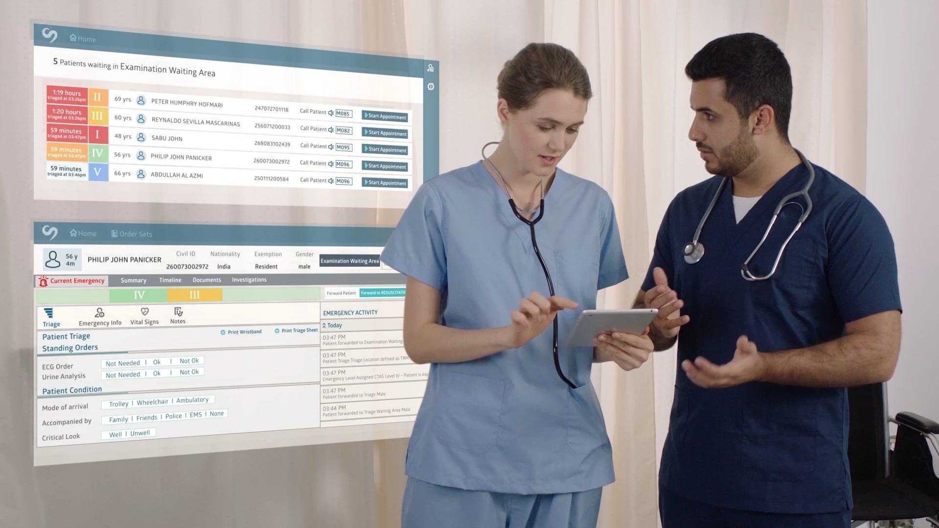 ATC Sapphire Hospital Management System