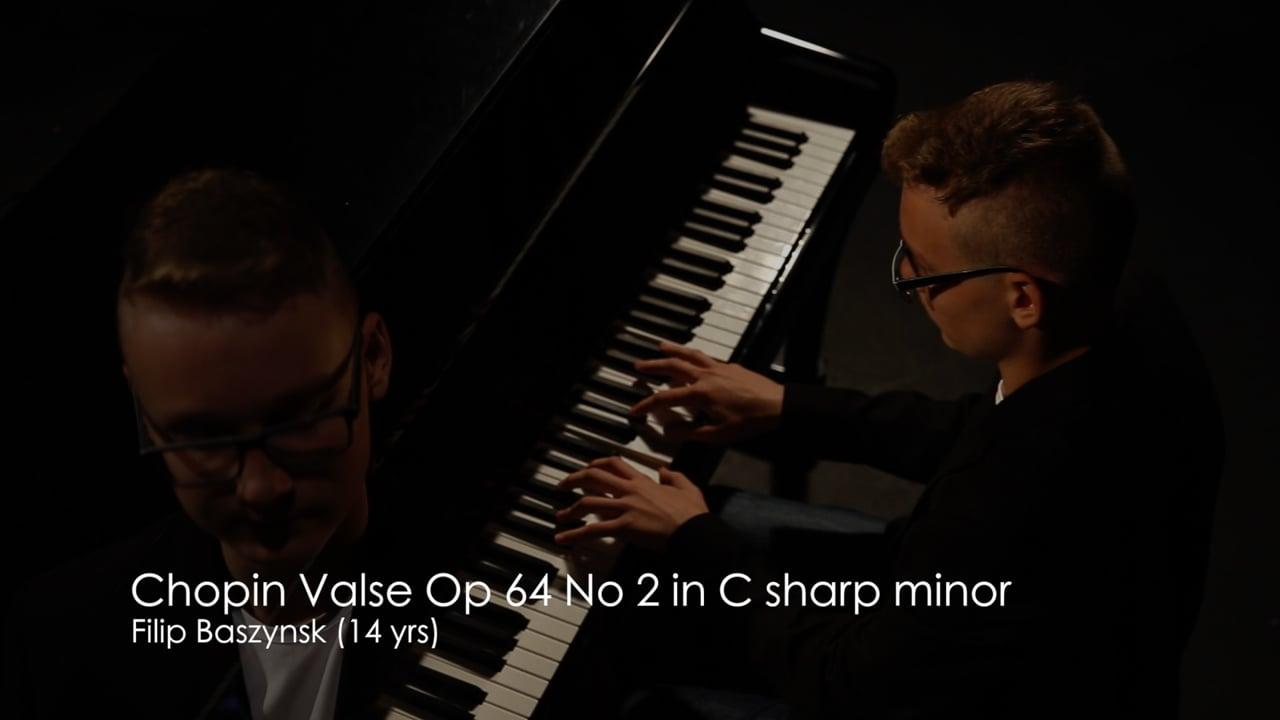 KSM Studio Sessions Chopin Valse Op 64 No 2 in C sharp minor