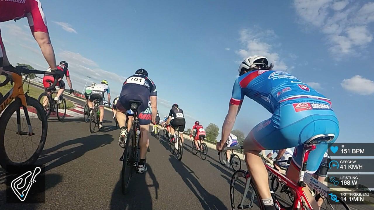 Bike Attack #2 at Slovakia Ring
