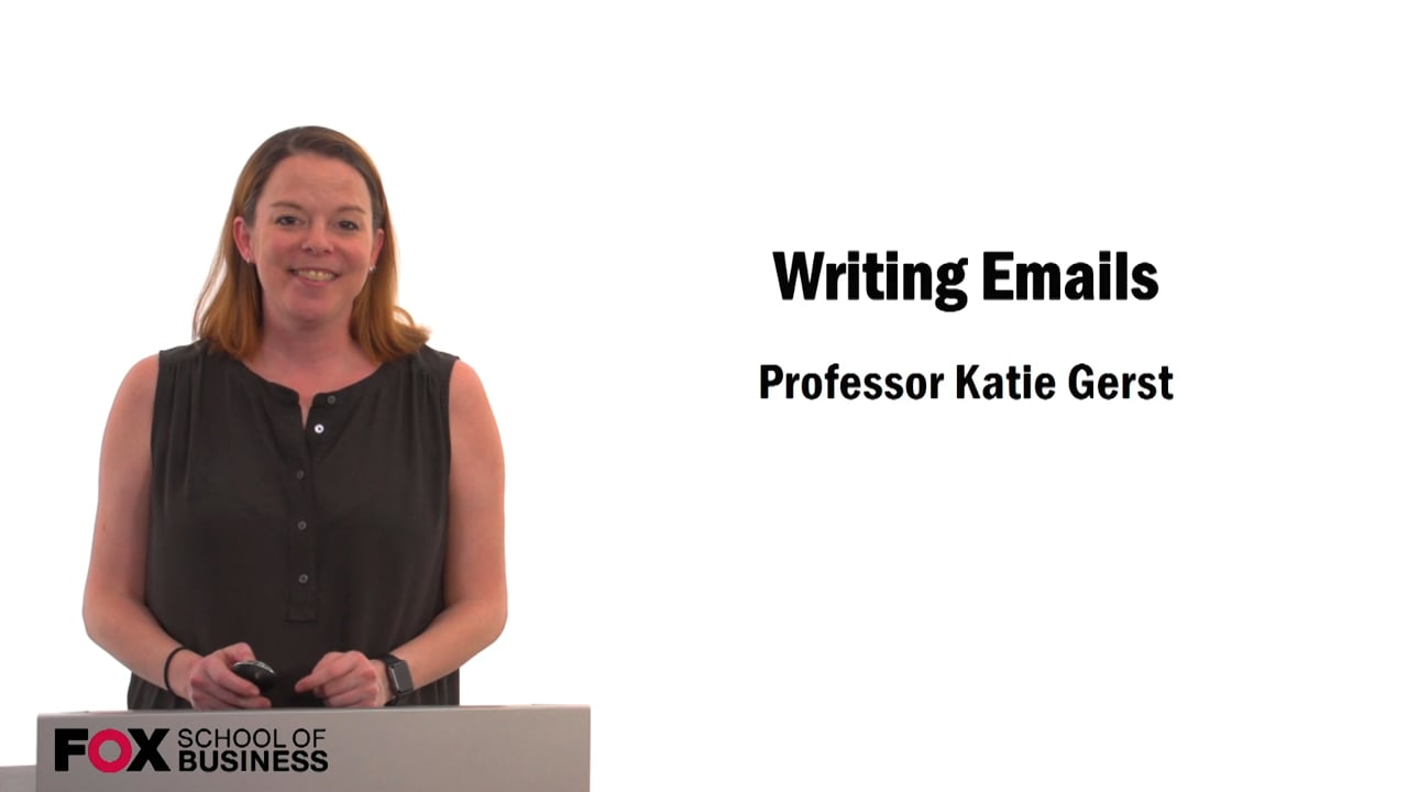 59690Writing Emails