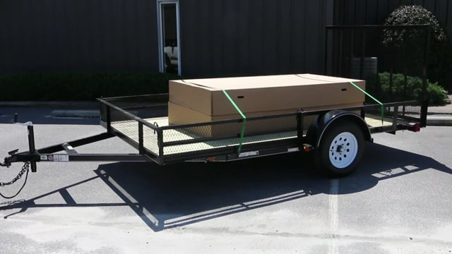 How To Properly Load Your Carry-On Trailer