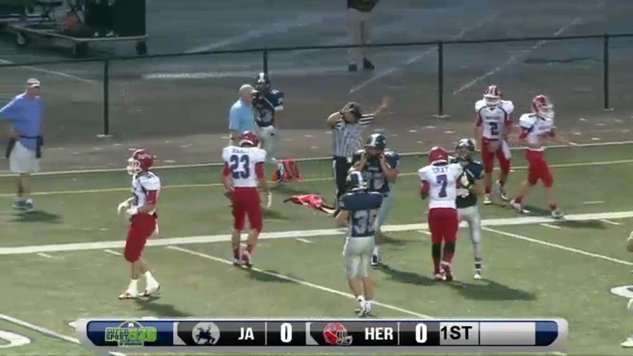 Varsity Football-2014-Game4-Heritage
