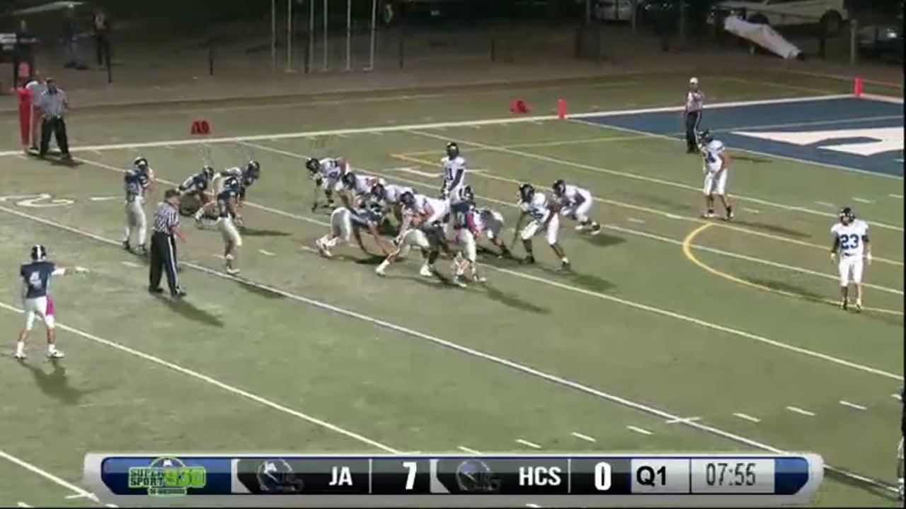 Varsity Football-2014-Game7-Hillcrest