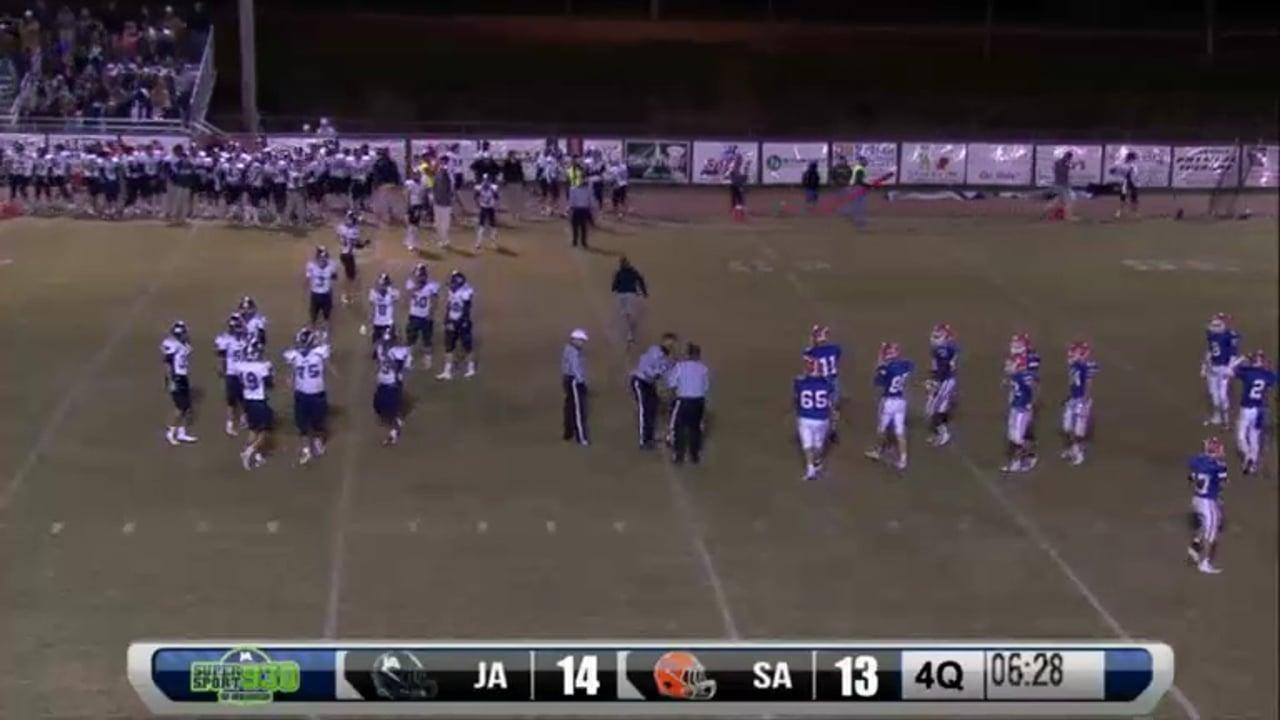 Varsity Football-2014-Game10-Starkville