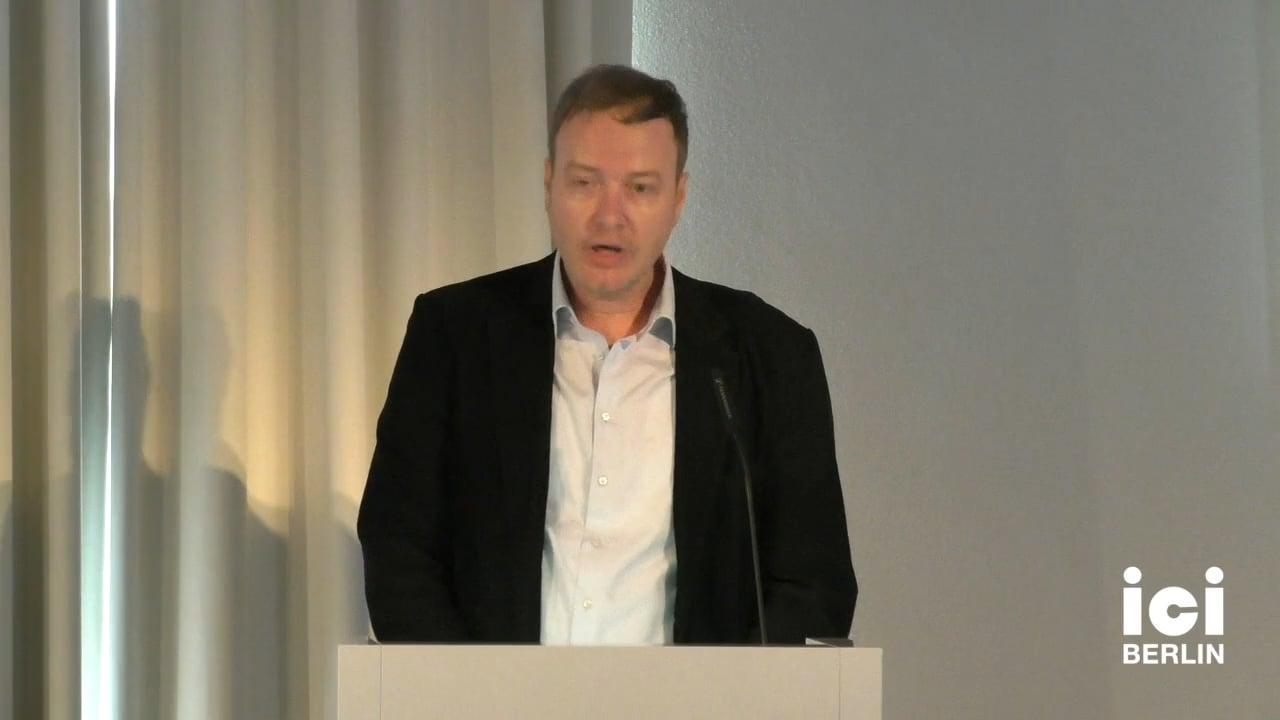 Introduction by Christian von Scheve (Part I)