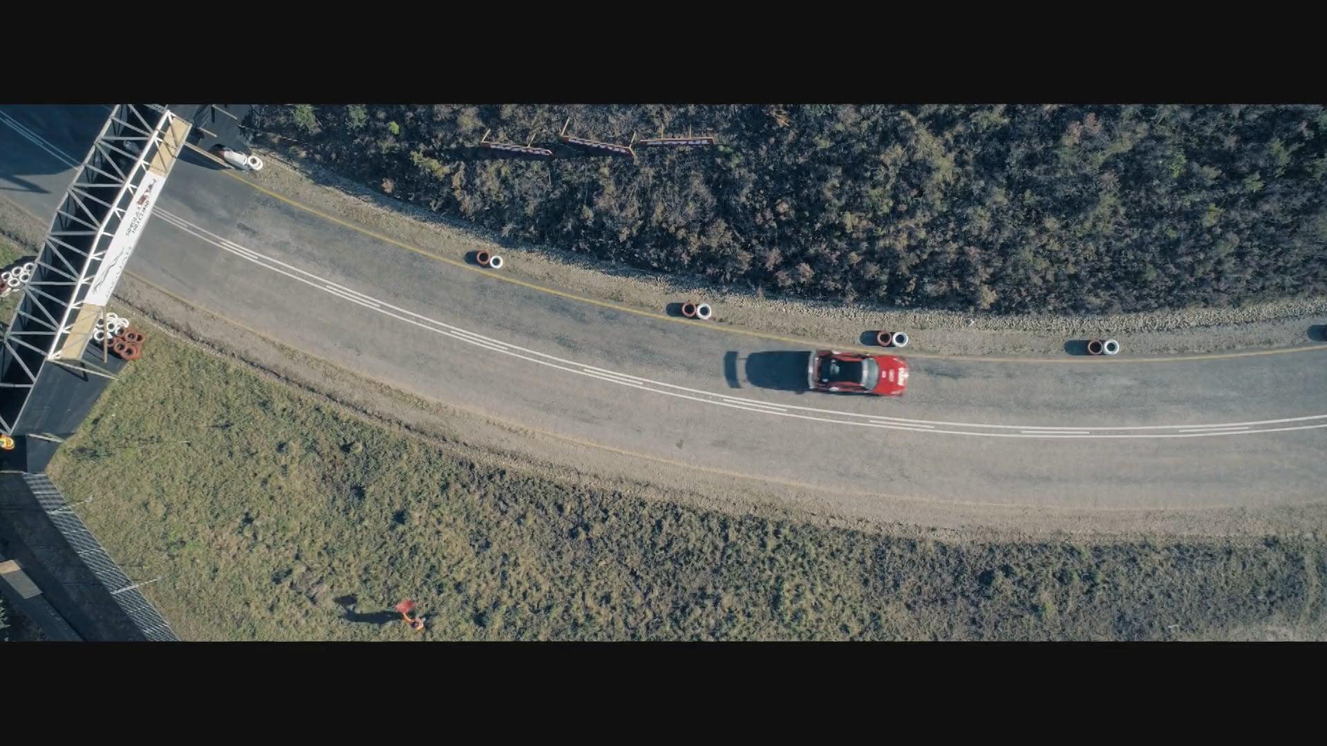 Jaguar Simola Hillclimb 2017
