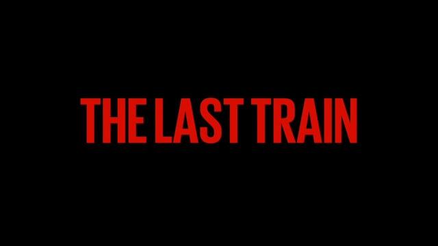 The Last Train Book Trailer