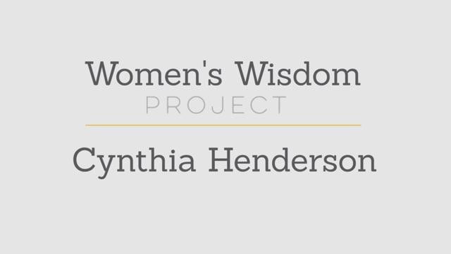 Cynthia Henderson,