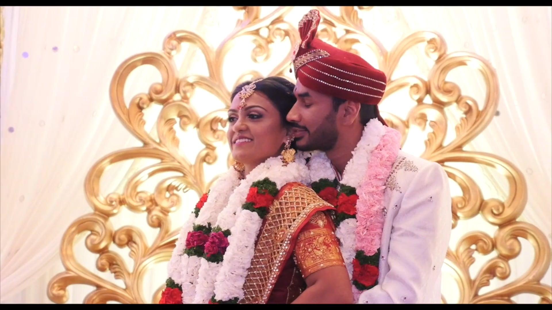 Pavi + Nishal - Wedding Day Montage