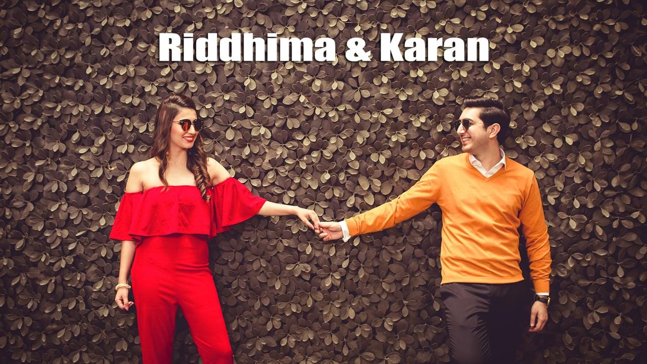 Ridhima & Karan Wedding Teaser