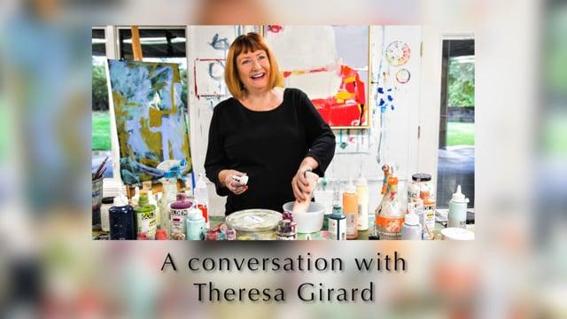 Theresa Girard – A Conversation from Gareth Rockliffe on Vimeo.