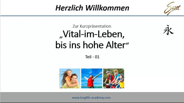 Eternity - Vital bis ins hohe Alter