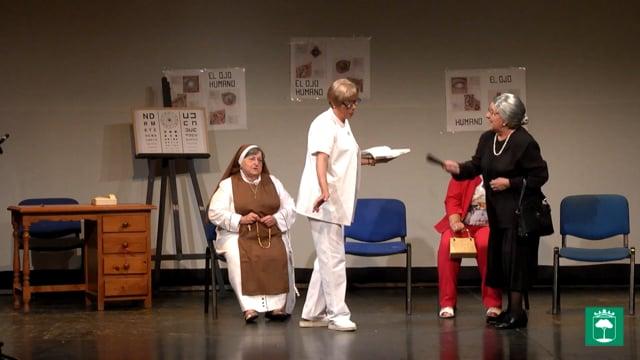 Resumen. La Asociación de Mujeres Cuatrovitas celebra 25 años de existencia en nuestro municipio, y lo hace con bailes, teatro