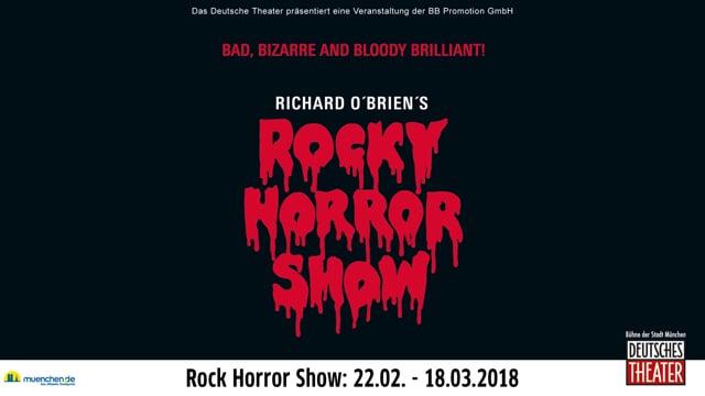 Rocky Horror Show im Deutschen Theater München