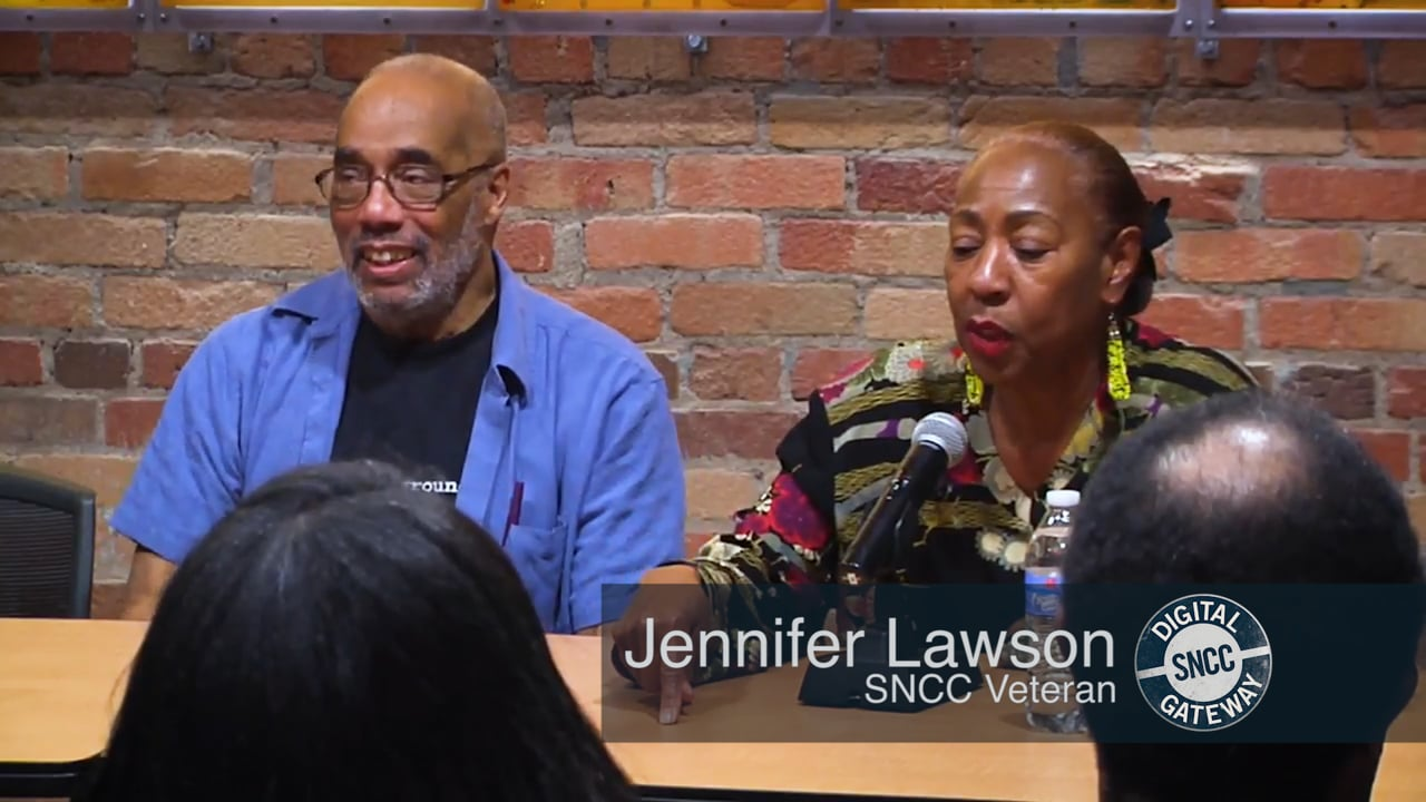 Numbers Ebb and Flow - Jennifer Lawson & phillip agnew (formerly Umi Selah)