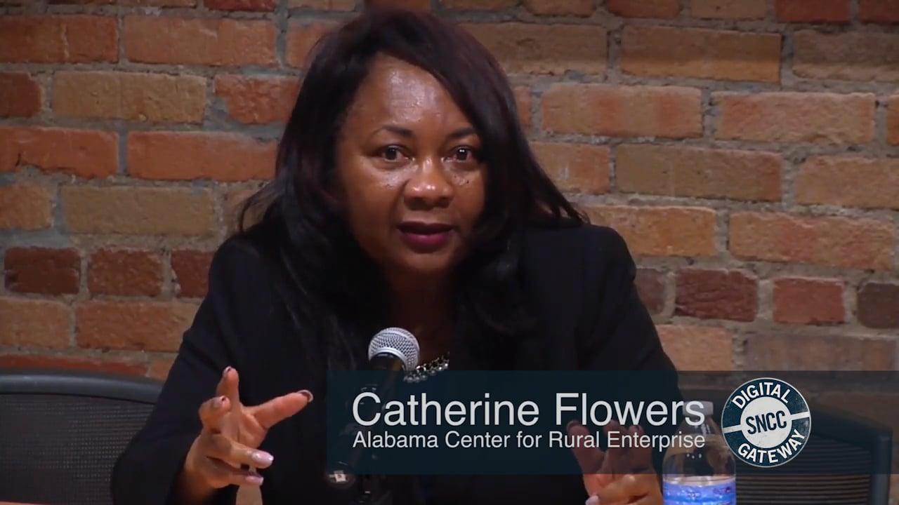Economic Paradigm that Needs to Shift - Courtland Cox, Catherine Flowers, Jennifer Lawson
