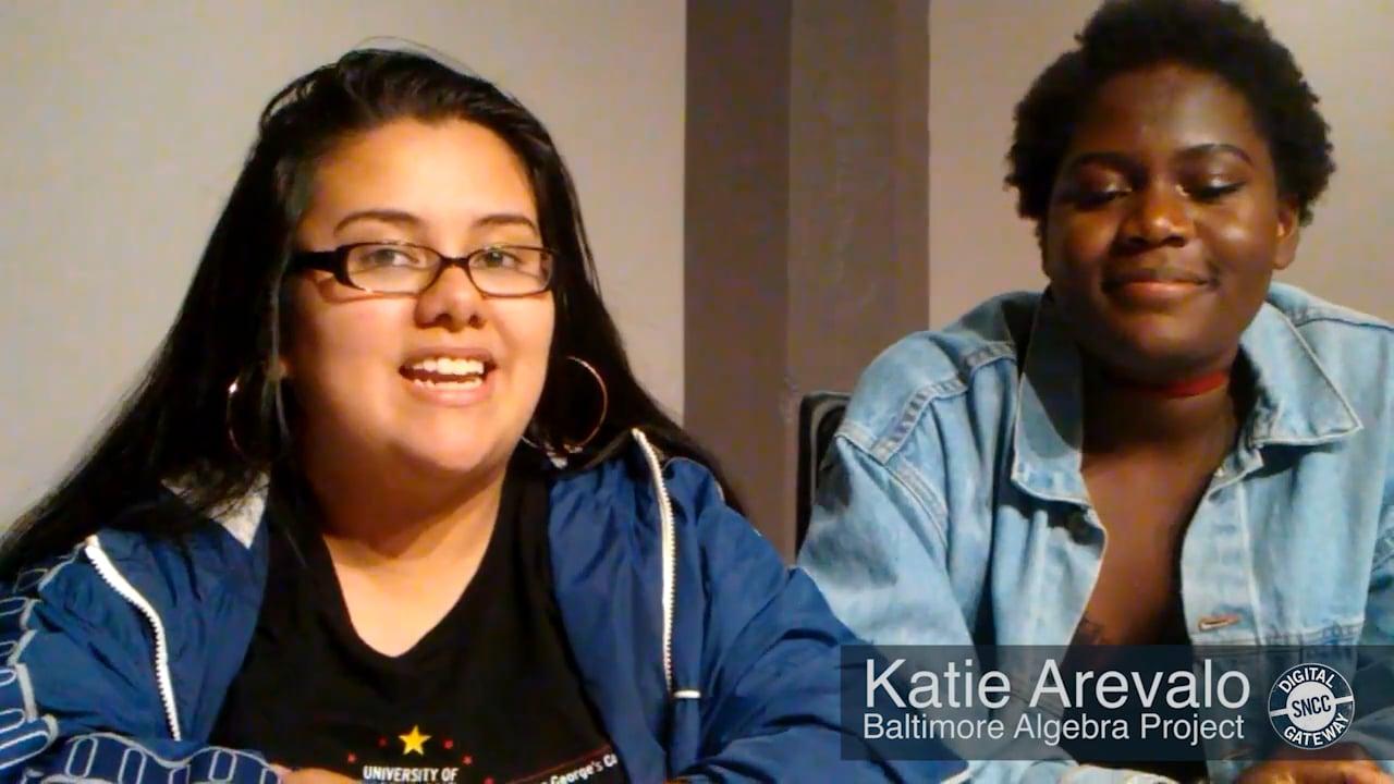 Youth Leadership - Baltimore Algebra Project