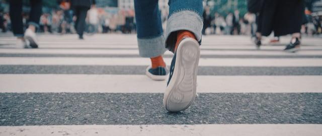 MUJI / WR Organic Cotton Sneakers