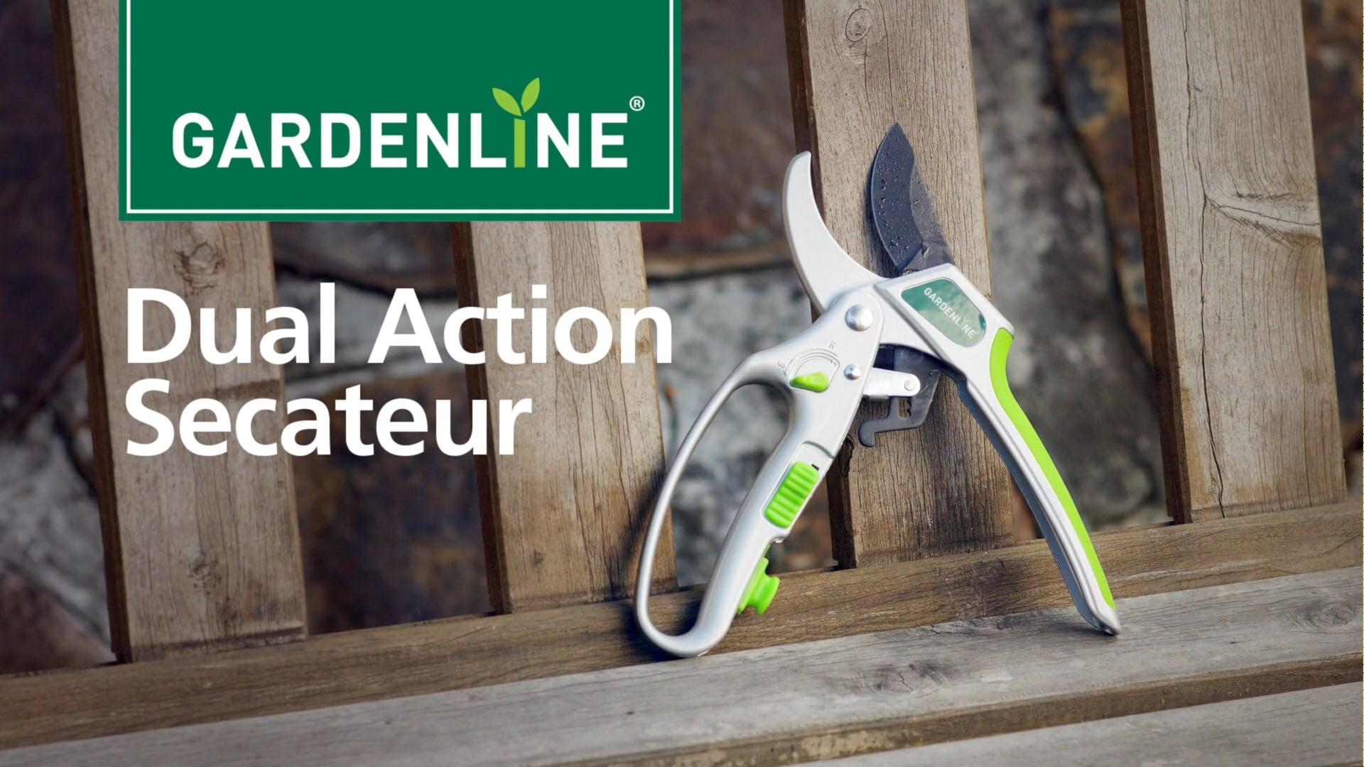 Gardenline - Dual Action Secateur