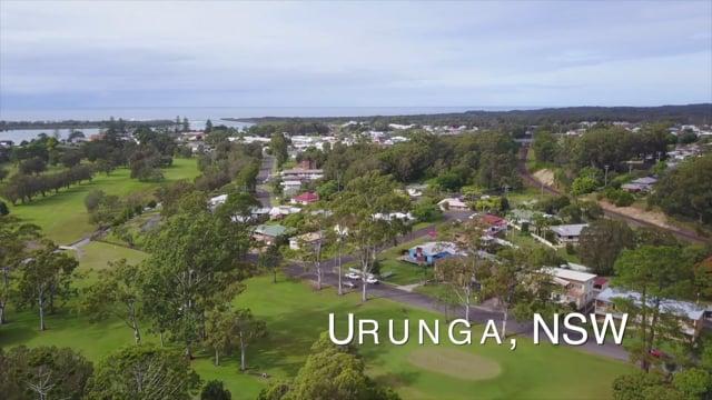 A Weekend Yarning About Urunga