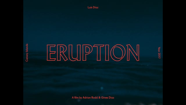 Luis Diaz - Eruption
