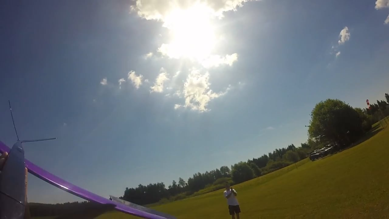 Triple Speed Aeronaut - HD