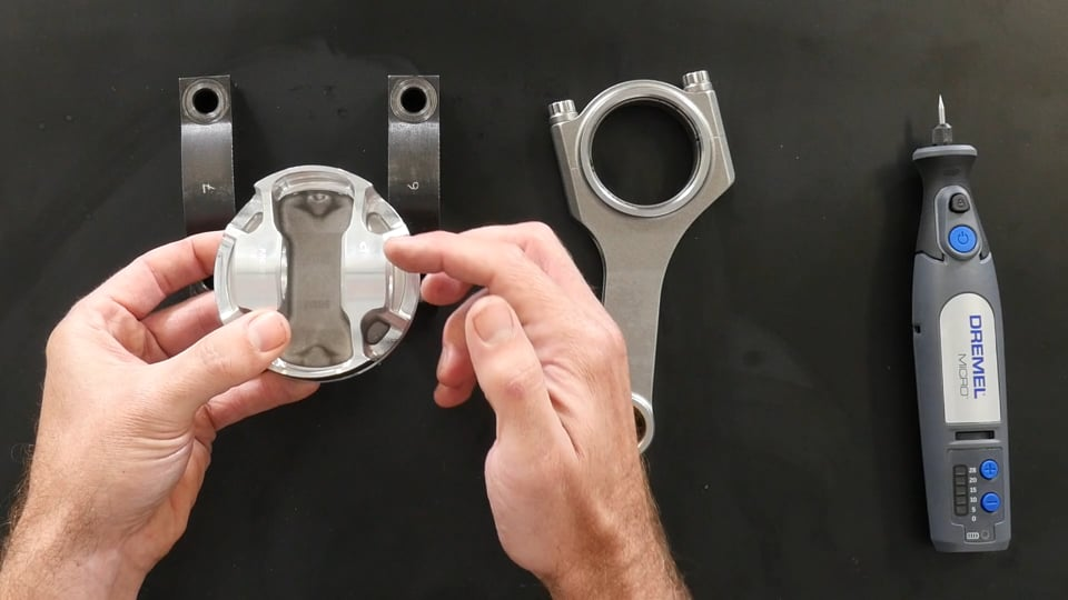 Thumb of Practical Engine Building