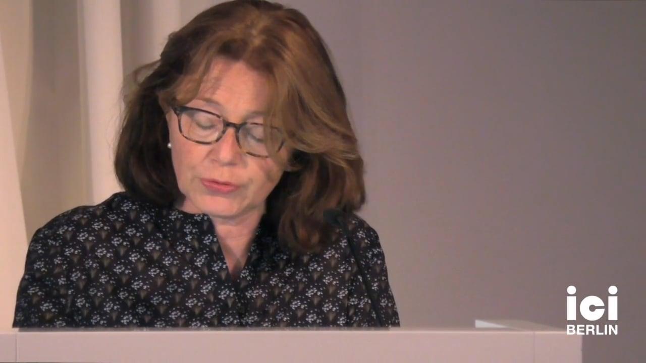 Talk by Judith Revel
