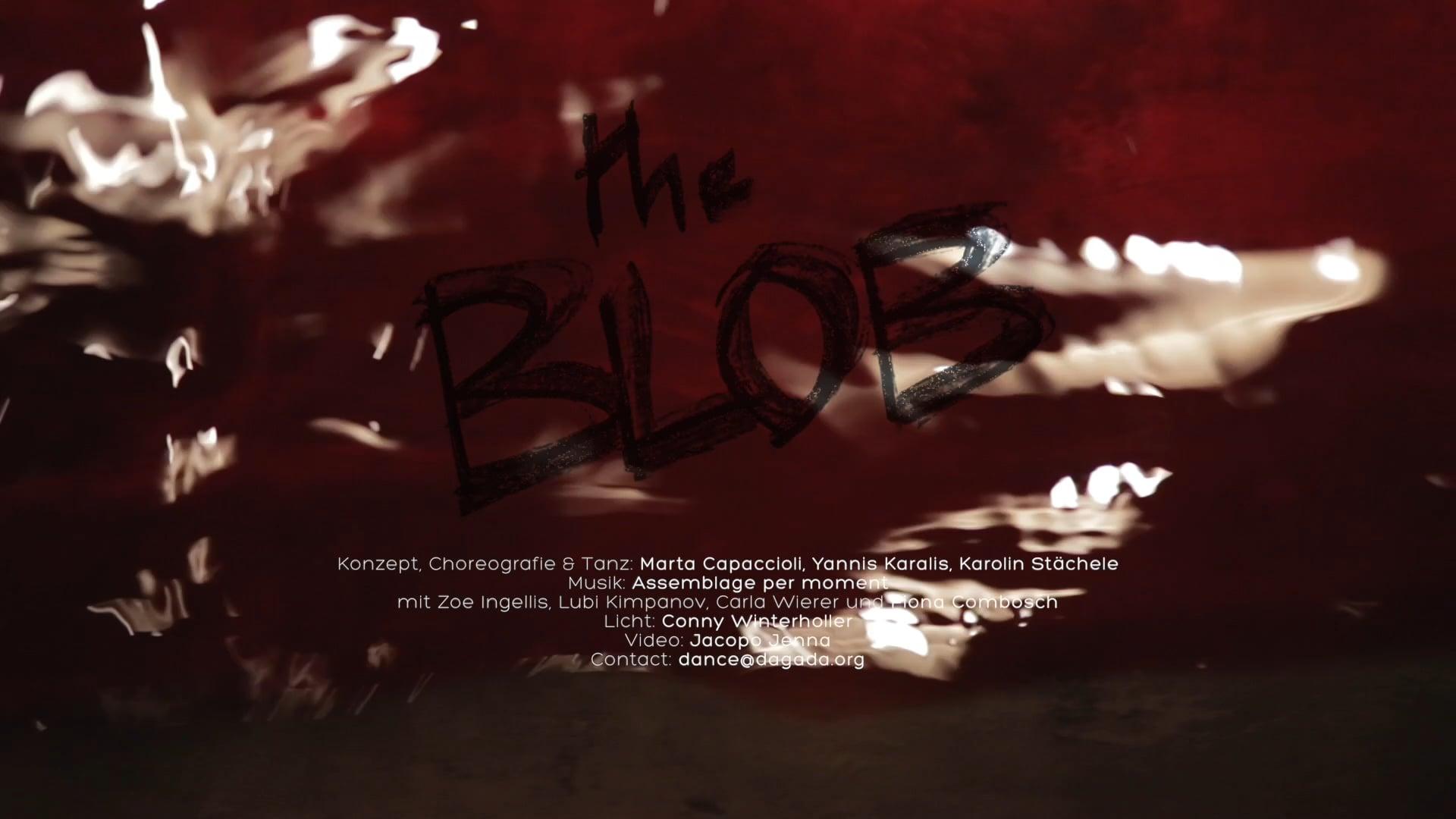 the BLOB - trailer