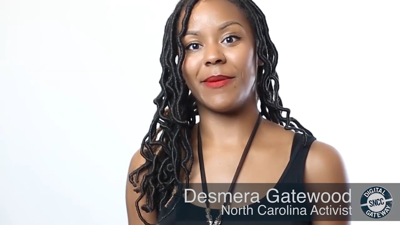 What We Discuss Is What We're Gonna Do - Desmera Gatewood