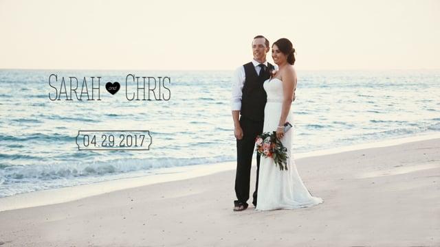 Sarah & Chris Wedding Highlights