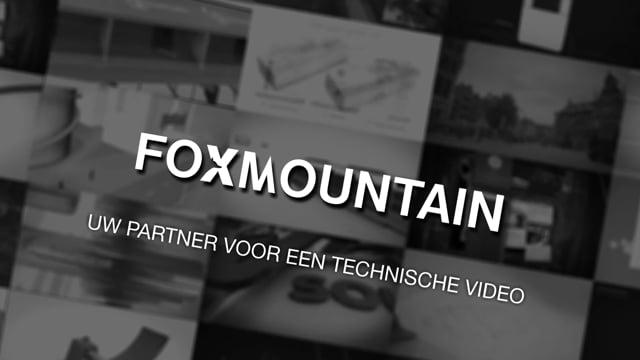 Technische Animaties Reel  -  Foxmountain