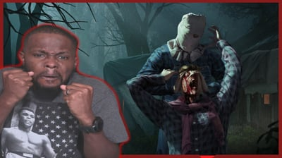FIGHTING FOR MY LIFE!! - Friday The 13th Exclusive Ep.1