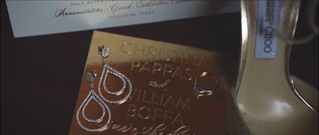 Christina + Bill // Highlight // Houston TX