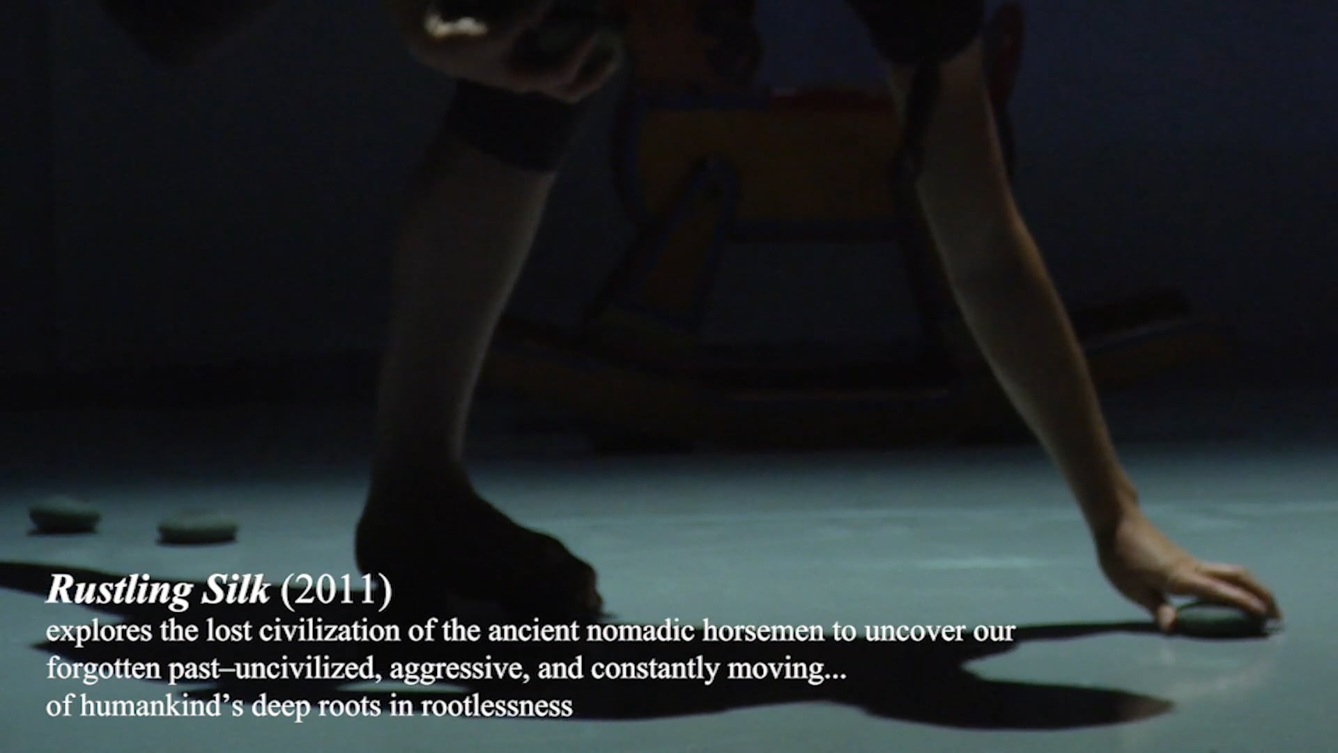 Rustling Silk (2011)