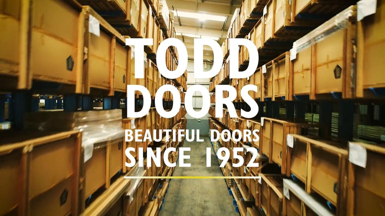 Todd Doors Warehouse Promotional Film