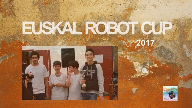 Euskal Robot Cup 2017