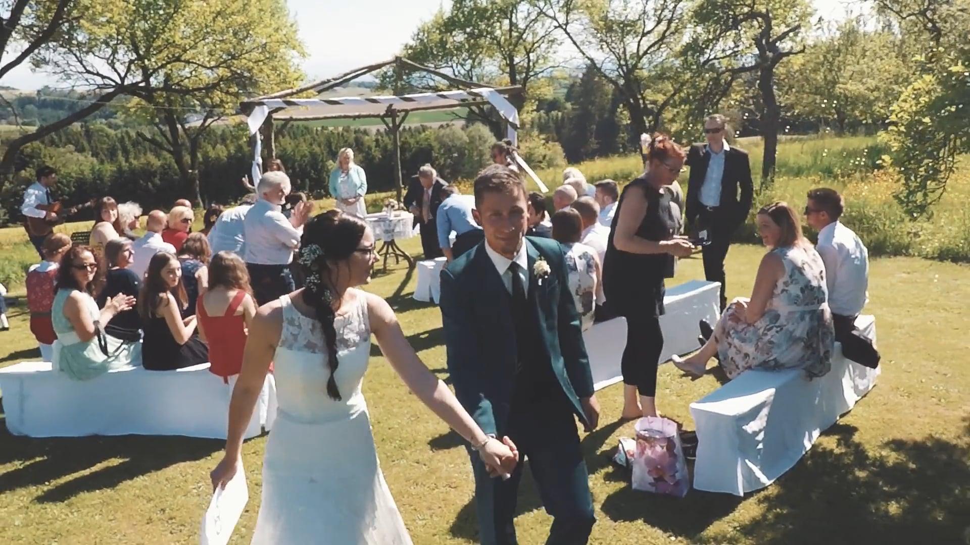 Wedding Fusion Julia & Joe