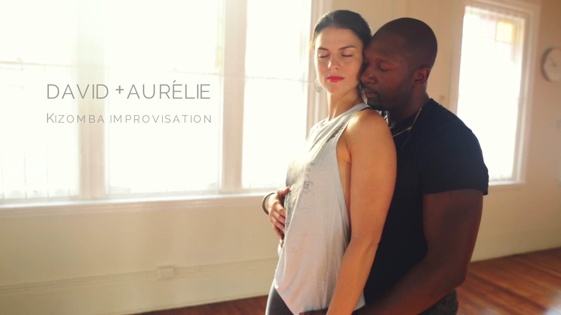David + Aurélie | Daddy Killa - Leva-Me | Kizomba | Film by Kell Stoner