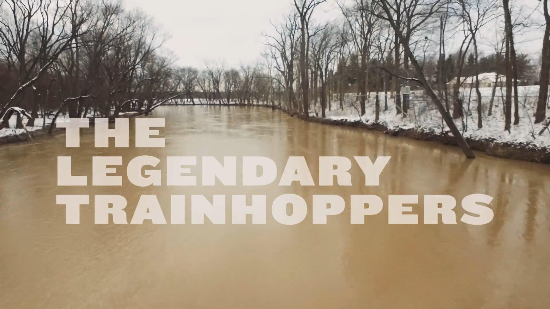 """The Legendary Trainhoppers - """"Rays of Light Shine"""" Short Film Teaser clip"""