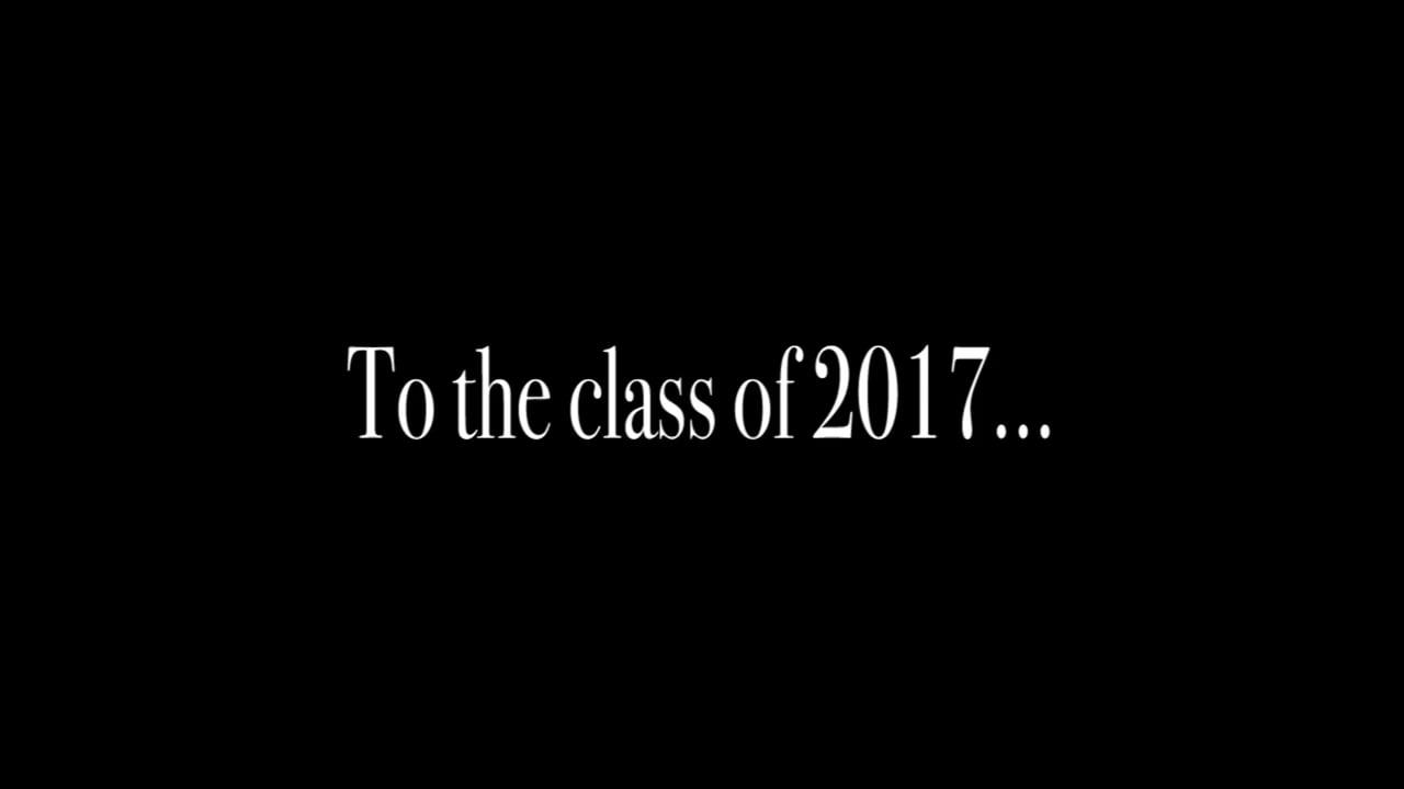 Senior Video 2017