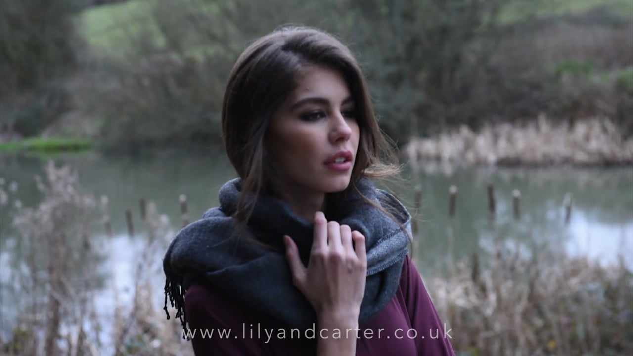 Lilly Carter Behind Scenes Feb 2016