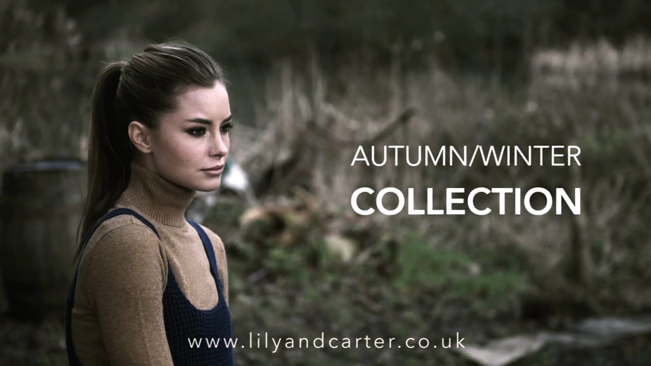 Lily Carter AW Ad 2016