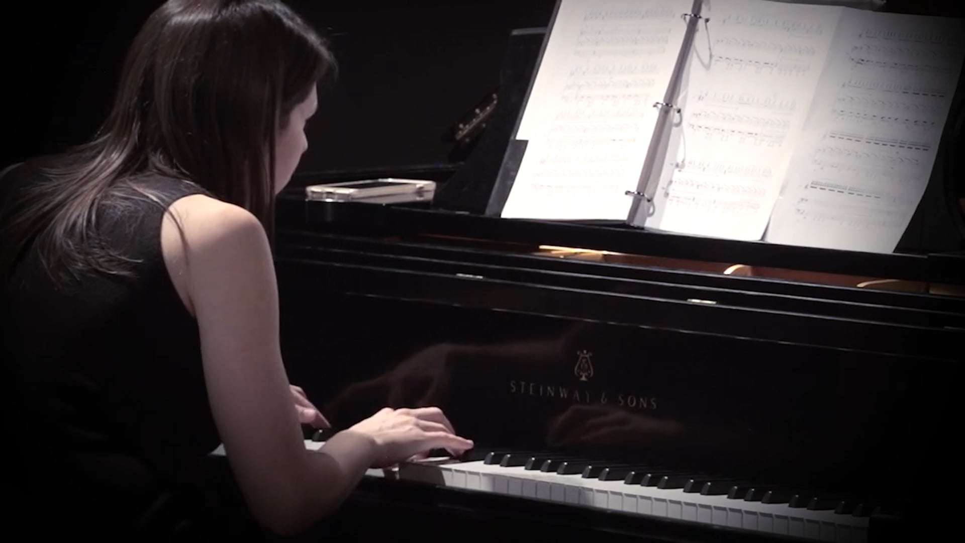 Down and Out (2016) by Molly Joyce - Brianna Matzke: piano, Hajnal Pivnick: violin