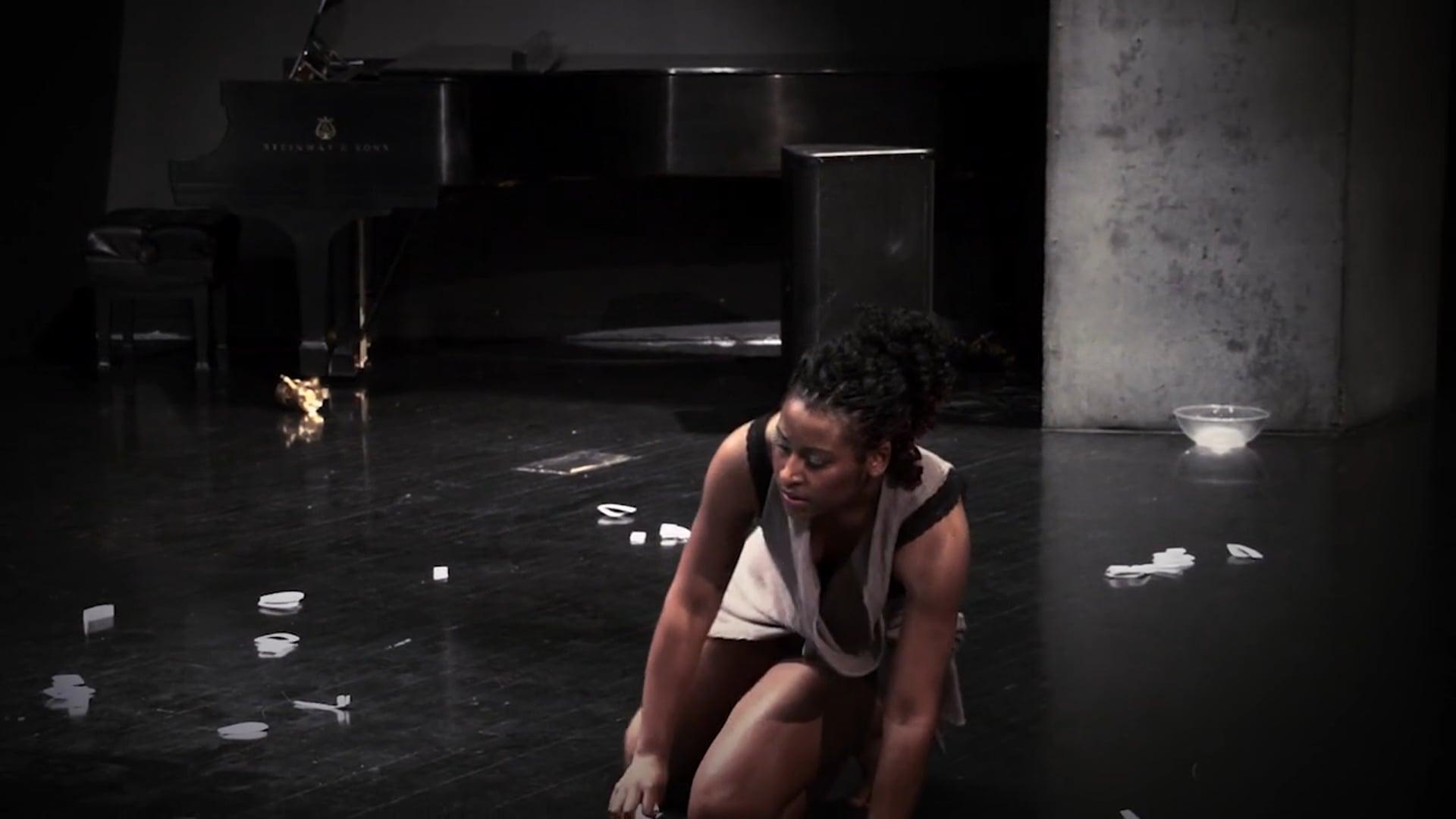 On Behalf of what you wish you said - Ashley Olivia Morton, dancer