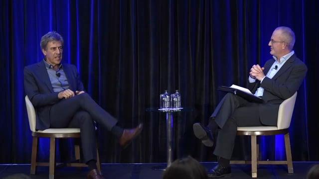 "Interview between Andrew Klein and ""Shark Tank's"" Andrew Banks."