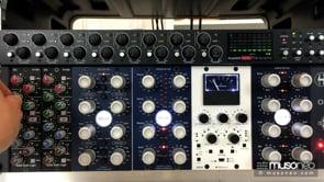 Rack 500: SSL, Elysia, Wes Audio